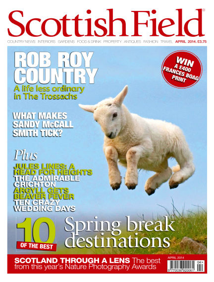 Scottish Field Magazine March 01, 2014 00:00