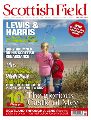 Scottish Field Magazine May 2014