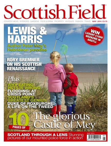Scottish Field Magazine April 01, 2014 00:00