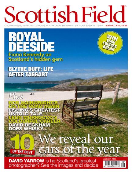 Scottish Field Magazine July 01, 2014 00:00