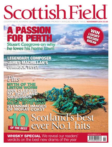 Scottish Field Magazine October 01, 2014 00:00