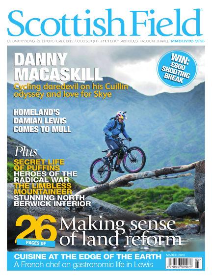 Scottish Field Magazine January 30, 2015 00:00