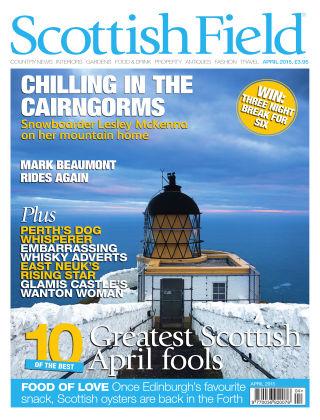 Scottish Field Magazine April 2015
