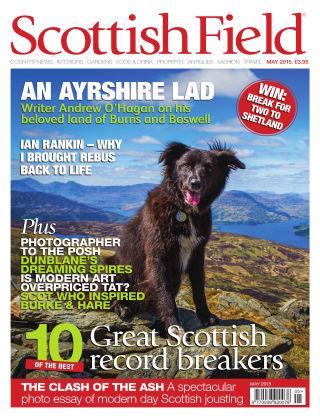 Scottish Field Magazine May 2015