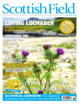 Scottish Field Magazine June 2015