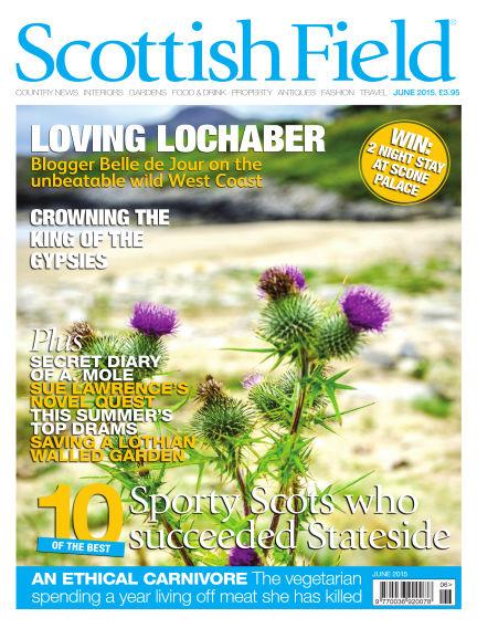Scottish Field Magazine May 01, 2015 00:00