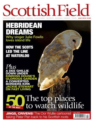Scottish Field Magazine July 2015