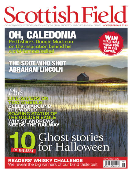 Scottish Field Magazine September 30, 2015 00:00