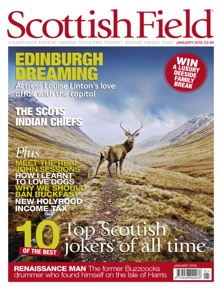 Scottish Field Magazine November 30, 2015 00:00