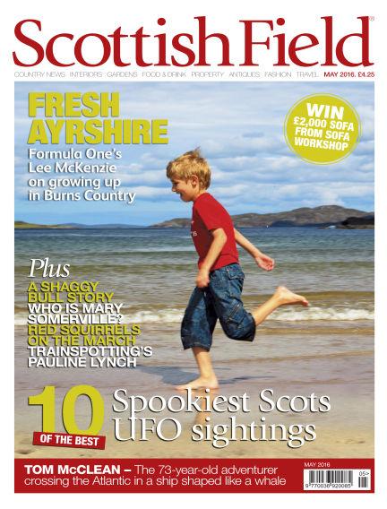 Scottish Field Magazine March 25, 2016 00:00