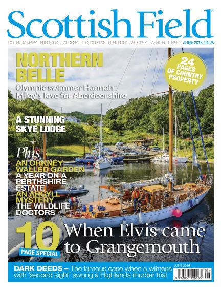 Scottish Field Magazine April 29, 2016 00:00