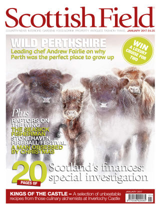 Scottish Field Magazine January 2017