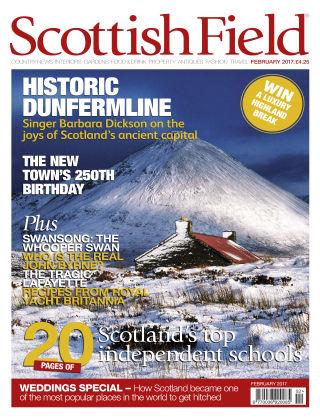 Scottish Field Magazine February 2017