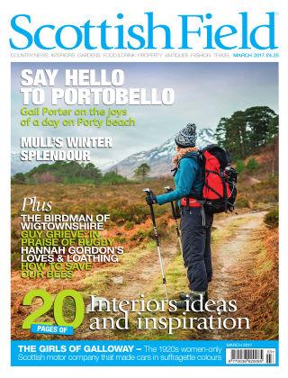 Scottish Field Magazine March 2017