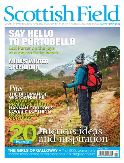 Scottish Field Magazine January 27, 2017 00:00