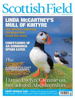 Scottish Field Magazine April 2017