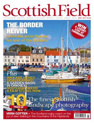 Scottish Field Magazine May 2017