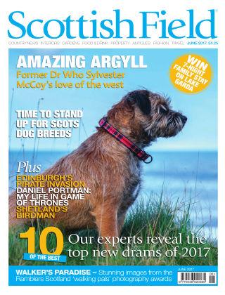 Scottish Field Magazine June 2017
