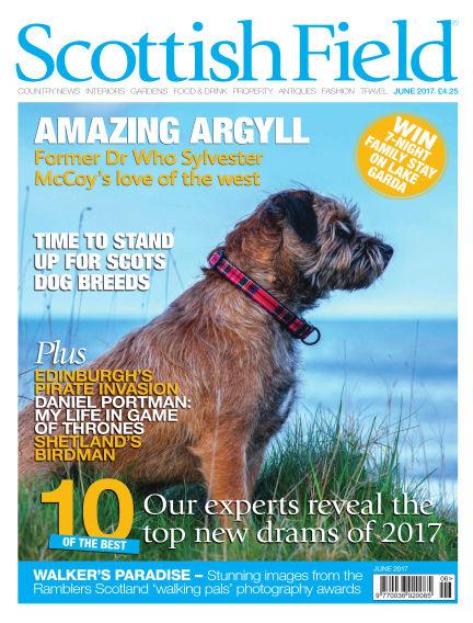 Scottish Field Magazine April 28, 2017 00:00