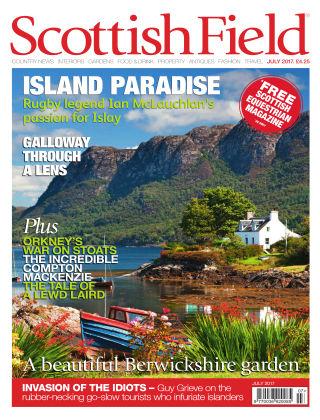 Scottish Field Magazine July 2017