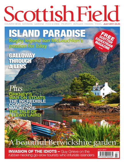 Scottish Field Magazine May 26, 2017 00:00