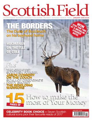 Scottish Field Magazine January 2018