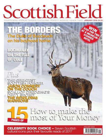 Scottish Field Magazine December 05, 2017 00:00
