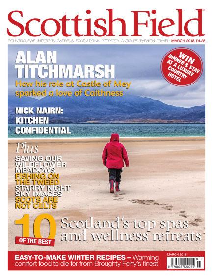 Scottish Field Magazine January 31, 2018 00:00