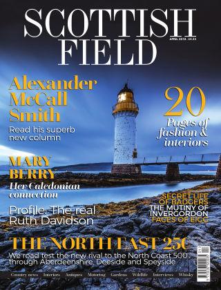 Scottish Field Magazine April 2018