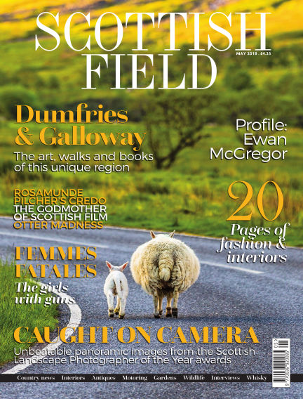 Scottish Field Magazine March 28, 2018 00:00