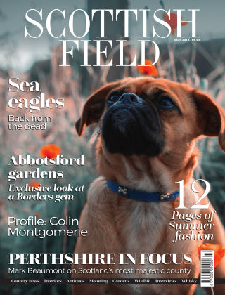 Scottish Field Magazine July 2018