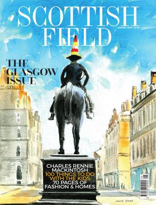 Scottish Field Magazine August 2018