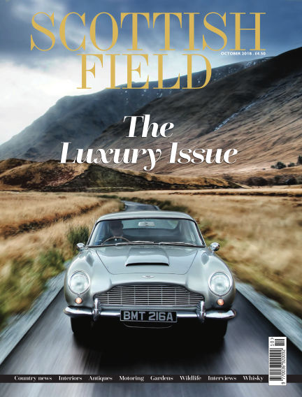 Scottish Field Magazine August 31, 2018 00:00