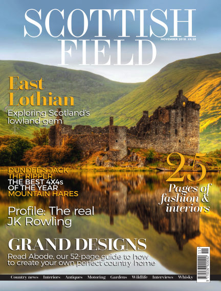 Scottish Field Magazine September 28, 2018 00:00