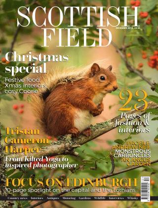Scottish Field Magazine December 2018