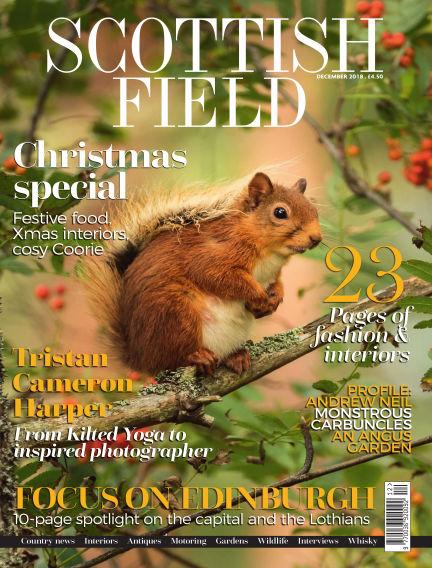 Scottish Field Magazine November 01, 2018 00:00