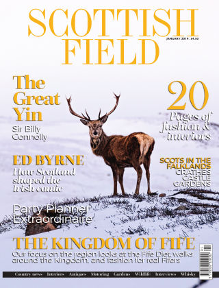 Scottish Field Magazine January 2019
