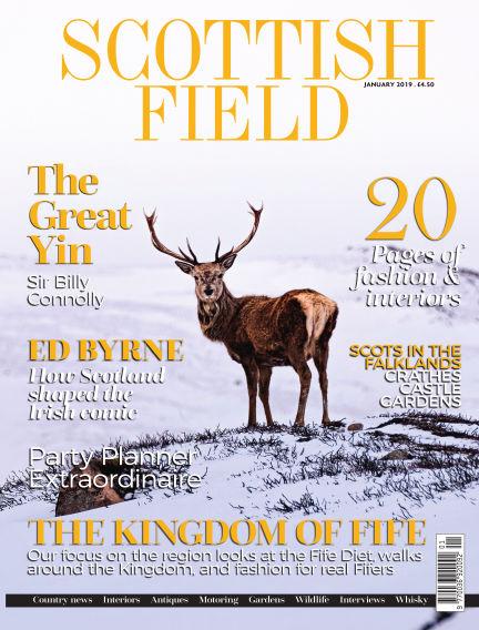 Scottish Field Magazine November 28, 2018 00:00