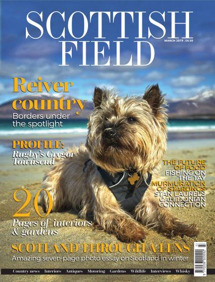 Scottish Field Magazine January 29, 2019 00:00