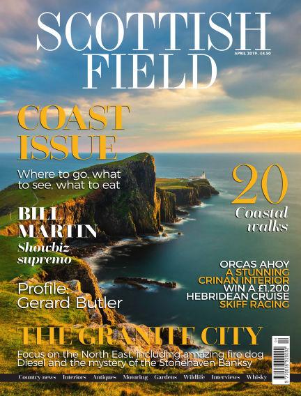 Scottish Field Magazine February 26, 2019 00:00