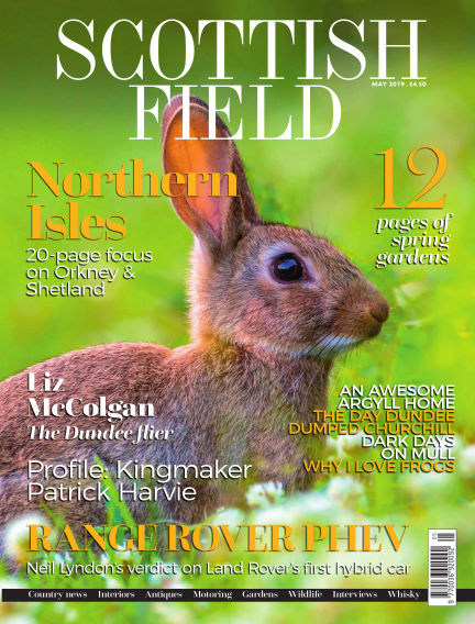 Scottish Field Magazine March 26, 2019 00:00