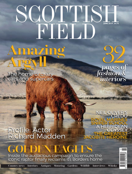 Scottish Field Magazine April 29, 2019 00:00
