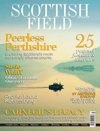 Scottish Field Magazine July 2019