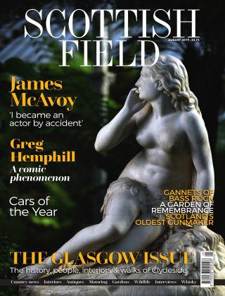 Scottish Field Magazine August 2019