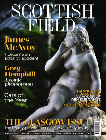 Scottish Field Magazine June 25, 2019 00:00