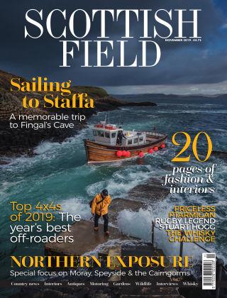 Scottish Field Magazine November 2019