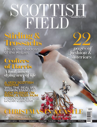 Scottish Field Magazine December 2019