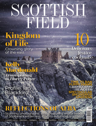 Scottish Field Magazine January 2020