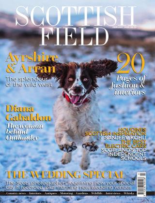Scottish Field Magazine February 2020