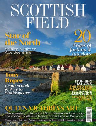Scottish Field Magazine April 2020